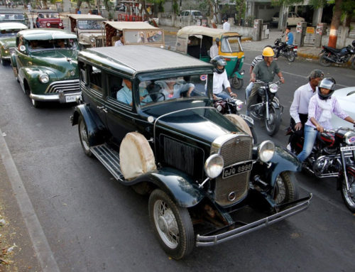 [News18] Vintage Car Rally to Cover 1200 Kilometres in India As a Part of the Grand Heritage Drive 2019
