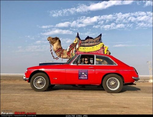 [Team-BHP] Federation of Historic Vehicles of India – Grand Heritage Drive 2020 (Rann of Kutch)